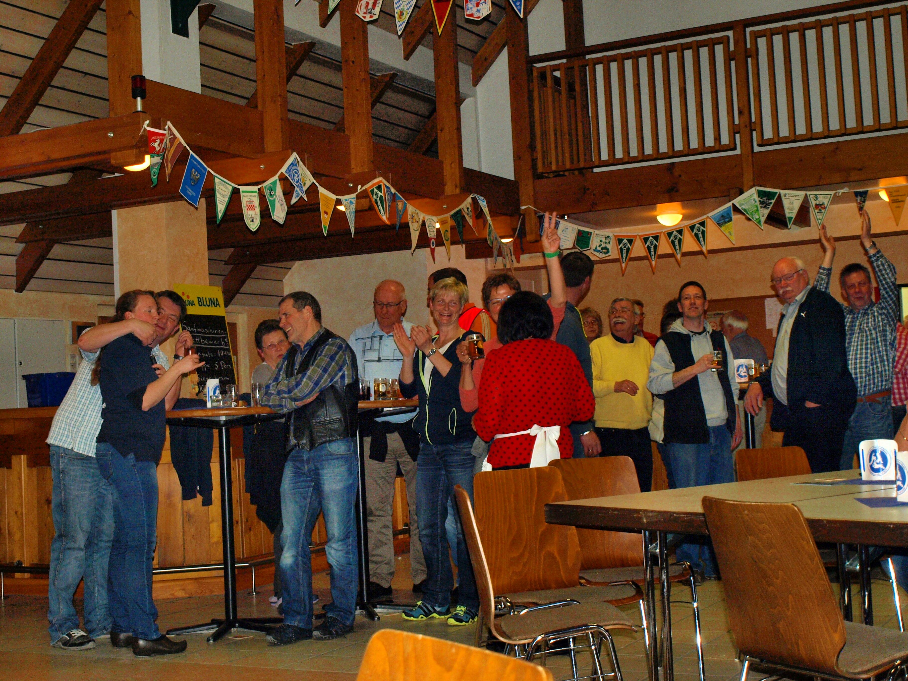LV-Anzelten und 65 Jahre CC Drei Hasen Paderborn @ Bürgerhaus Oberntudorf