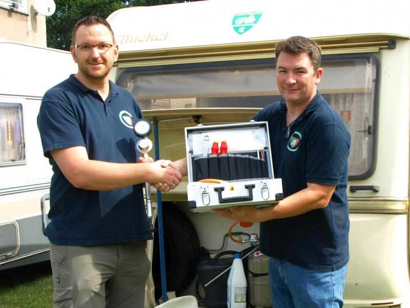 Gasprüfungen durch den LV OWL nun kostenlos möglich!