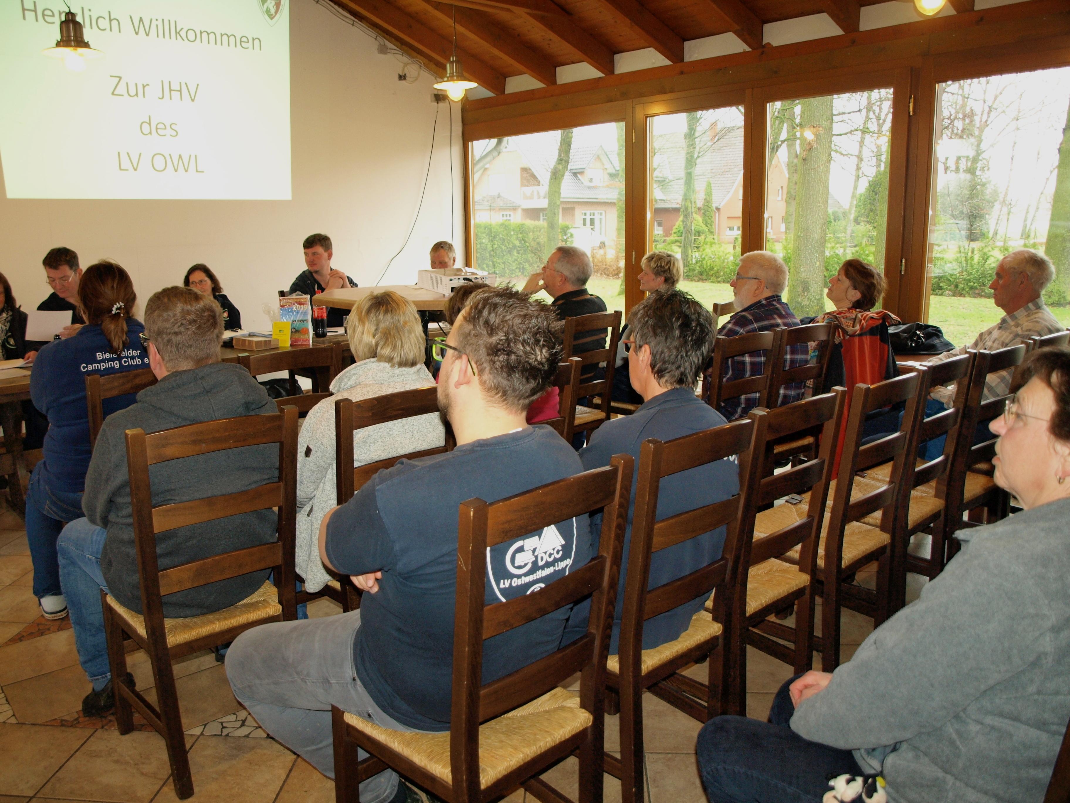 LVA-Frühjahrssitzung und Jahreshauptversammlung