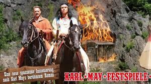 !Abgesagt! LV Ausfahrt zu den Karl-May Festspielen