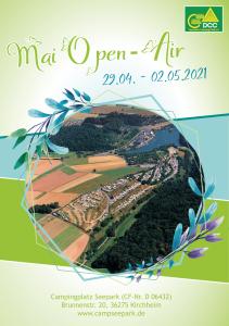 !Verschoben! LV-Ausfahrt zum Mai Open-Air 2021