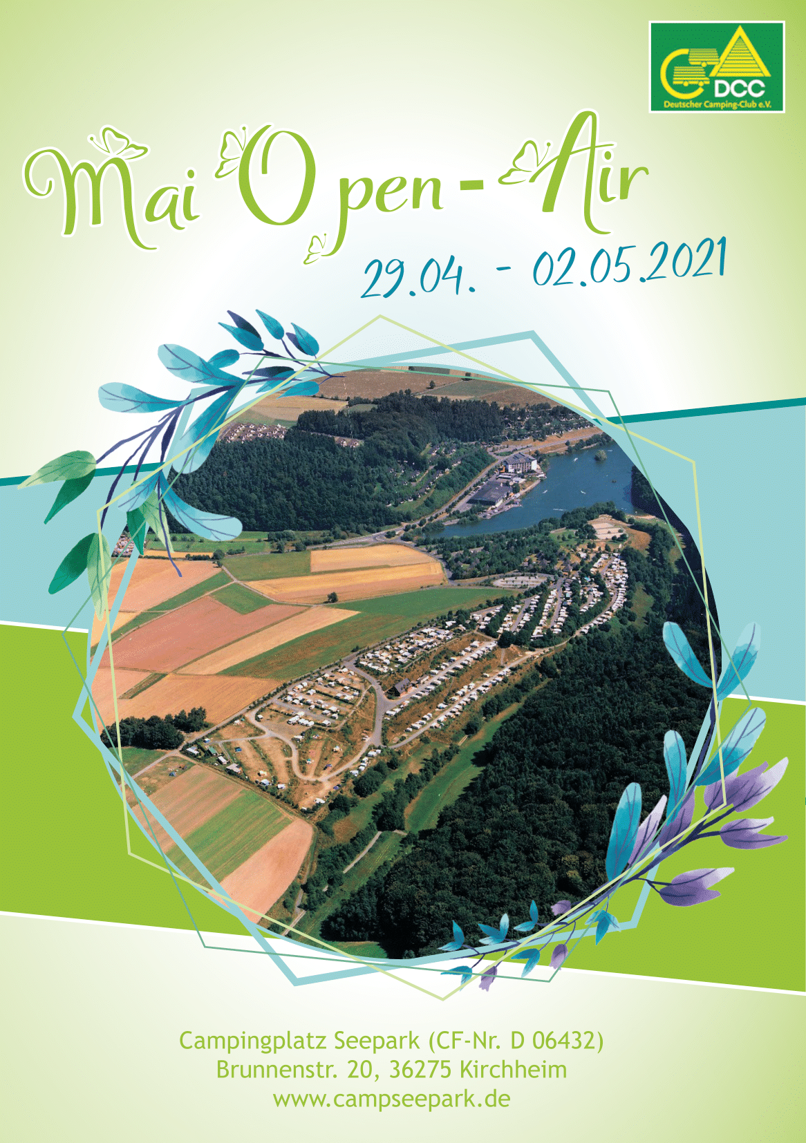 LV-Ausfahrt zum Mai Open-Air 2021