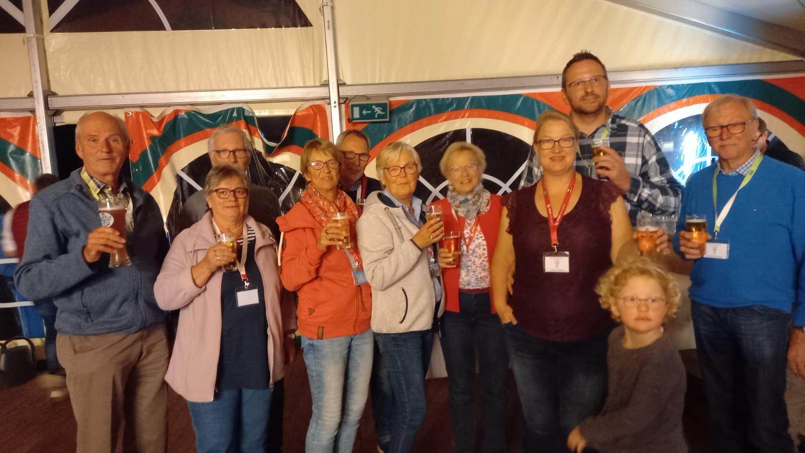 LV OWL beim 11. Saale-Oder-Elbe Treffen
